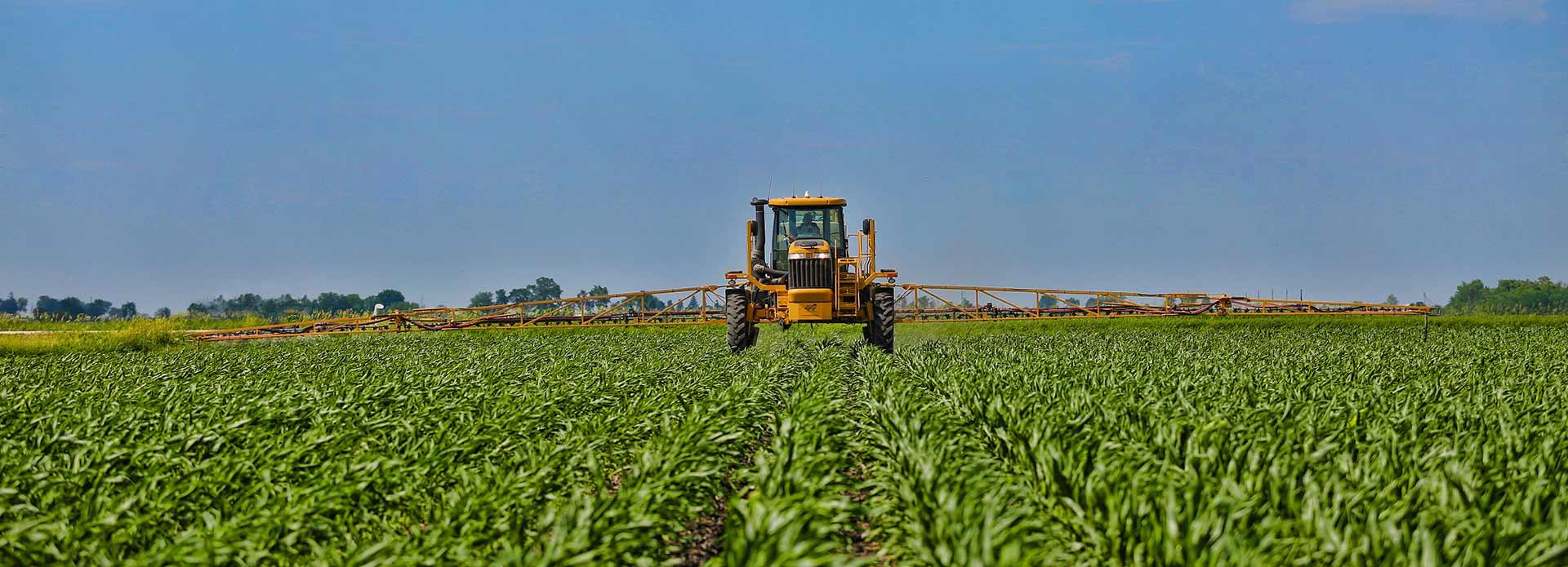 Eldon-C-Stutsman-Inc-Agronomy-Spraying-Corn
