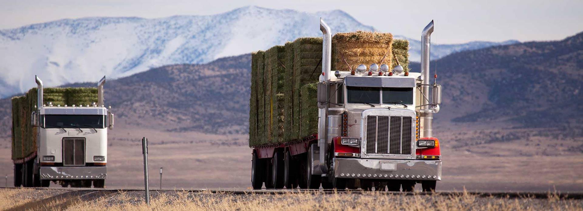 Stutsman-Logistics_Home-Slider_Flat-bed-hauling-hay-bales