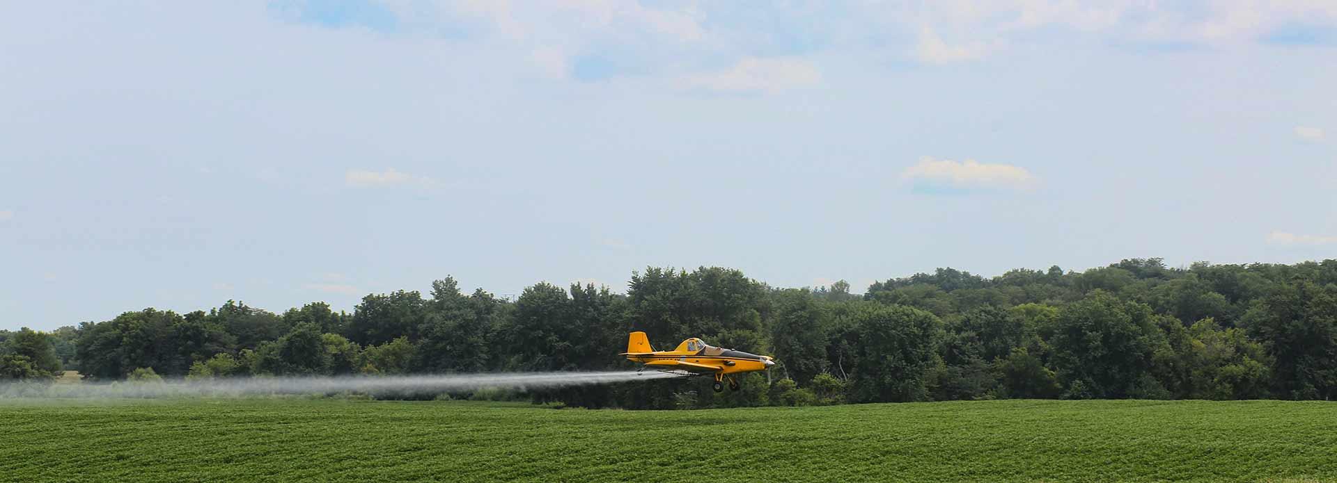 Eldon-C-Stutsman-Inc-Agronomy-Aerial-Application