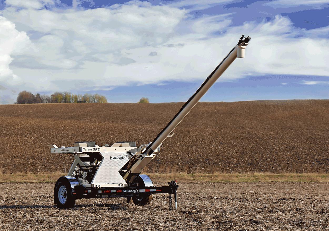 NEW Meridian Seed Titan SR2-2 Box - Stutsmans