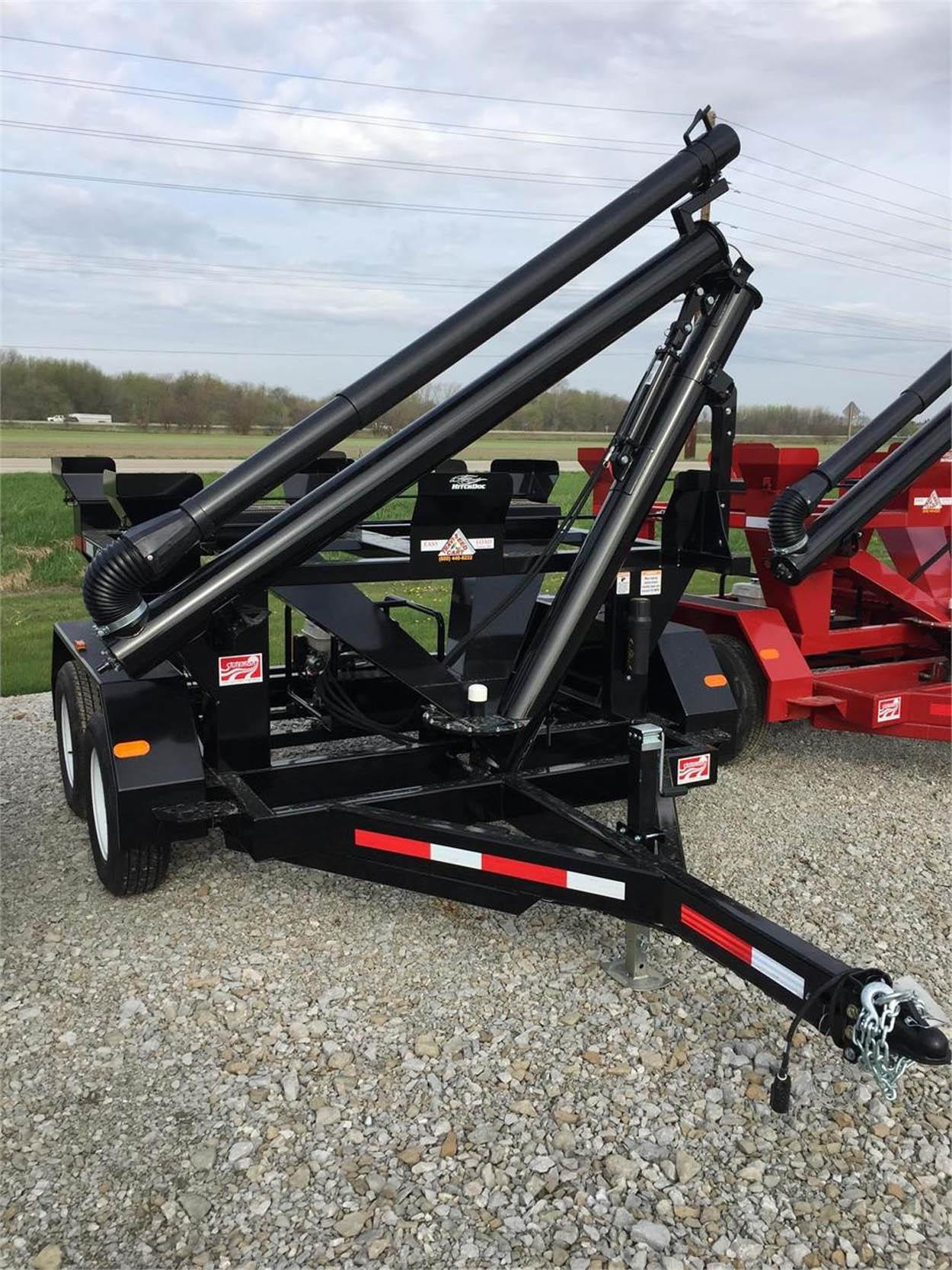 2018 Travis Seed Cart Stutsmans