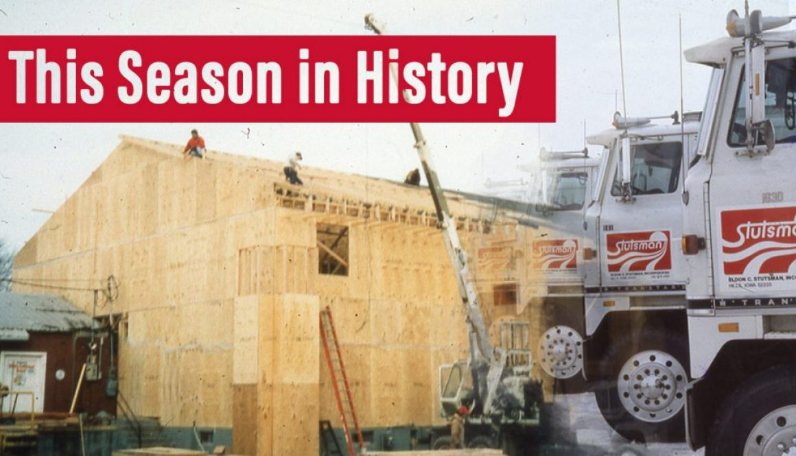 Eldon-C-Stutsman-Inc-This-Season-In-History-Semi-Tractor-Office-Expansion