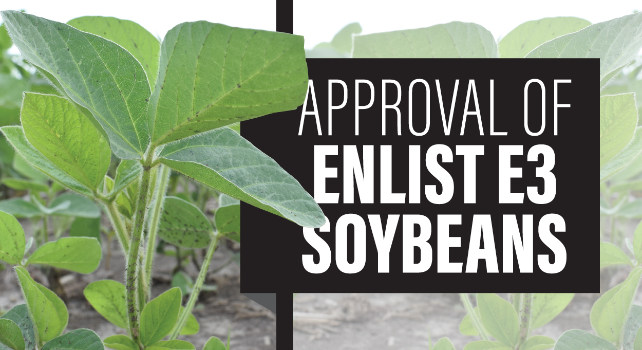 Eldon-C-Stutsman-Inc-Approval-Of-Enlist-E3-Soybeans