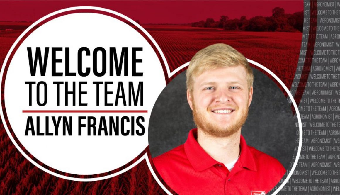 Eldon-C-Stutsman-Inc-Welcome-to-the-Team-Allyn-Francis