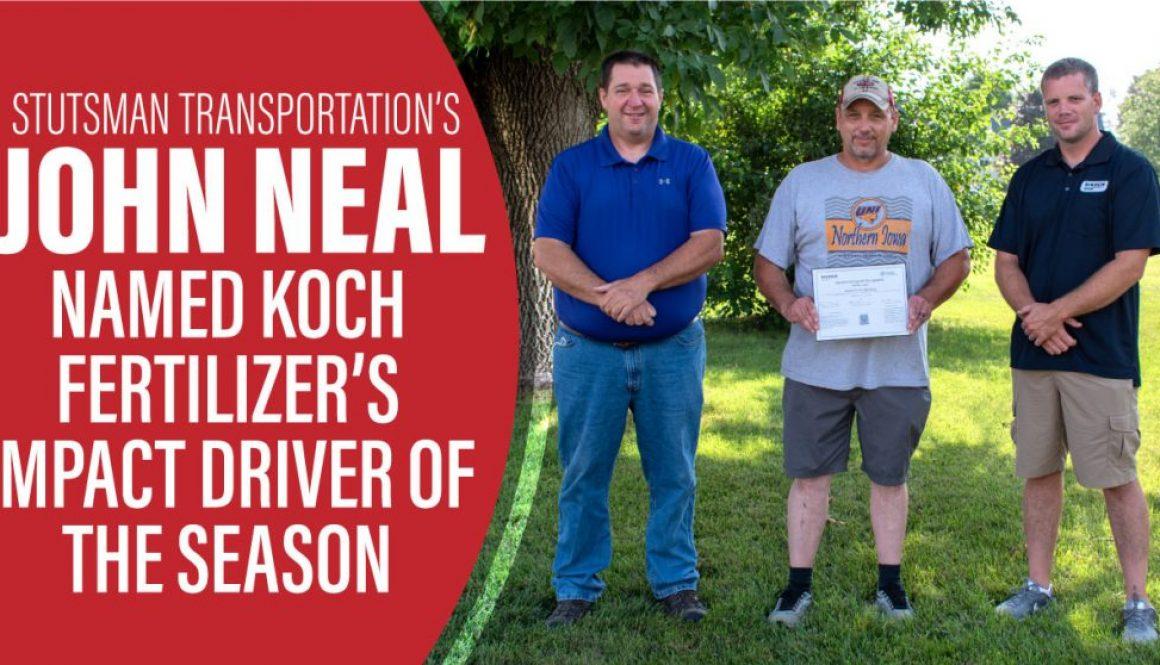 Eldon-C-Stutsman-Inc-Stutsman-Transportations-John-Neal-Named-Koch-Fertilizers-Impact-Driver-of-the-Season
