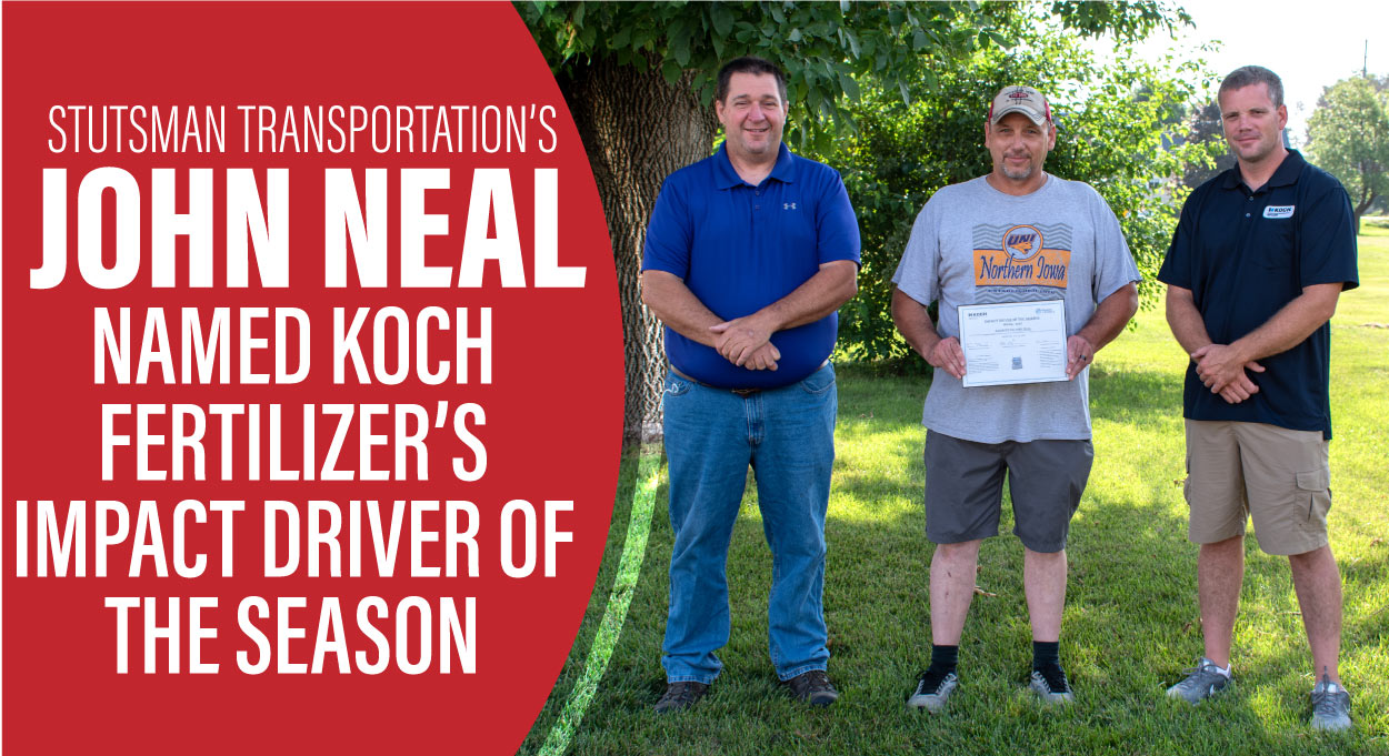 Eldon-C-Stutsman-Inc-Stutsman-Transportations-John-Neal-Named-Koch-Fertilizers-Impact-Driver-of-the-Season