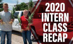 Eldon-C-Stutsman-Inc-2020-Intern-Classs-Recap