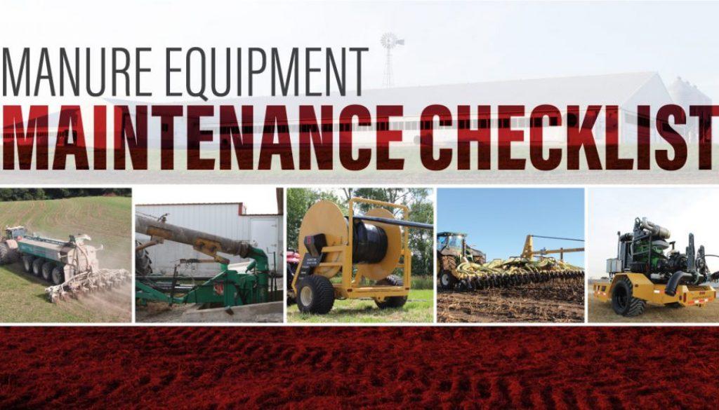 Eldon-C-Stutsman-Inc-Manure-Equipment-Maintenance-Checklist
