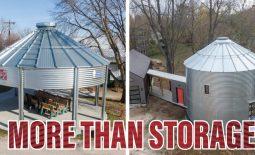 Grain Bin Project