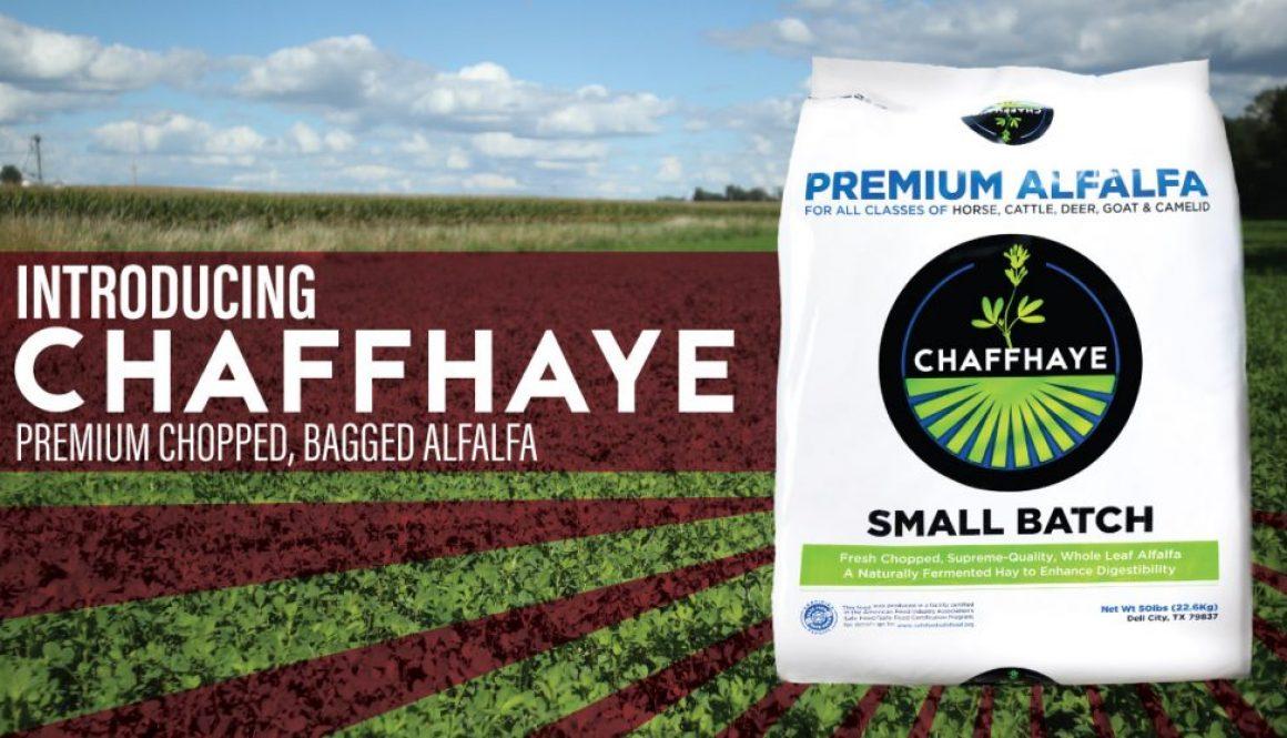 Chaffhaye Premium Alfalfa